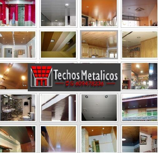 Pagina web de montadores techos metálicos