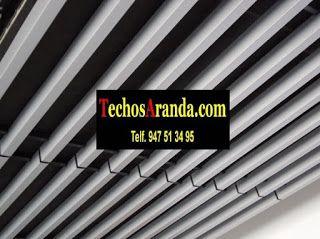 Pagina web de techos metálicos