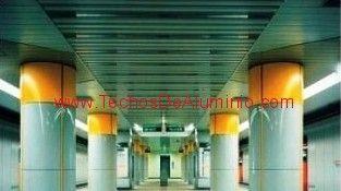Precio anticrisis empresa techos aluminio