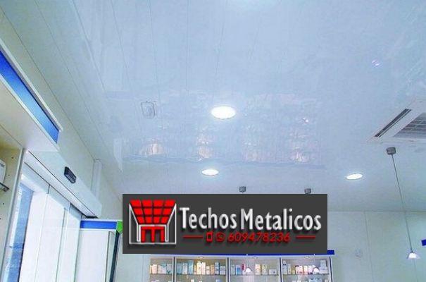 Precio económico instaladores de techos de aluminio