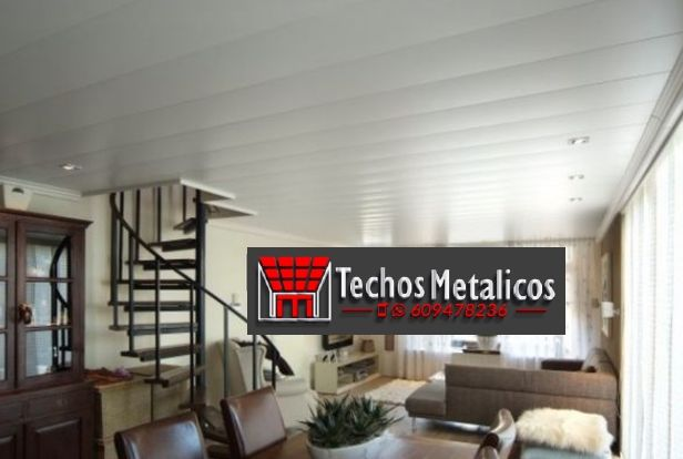 Precio económico montadores techos metálicos