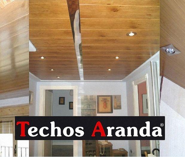 Precio techos cocinas
