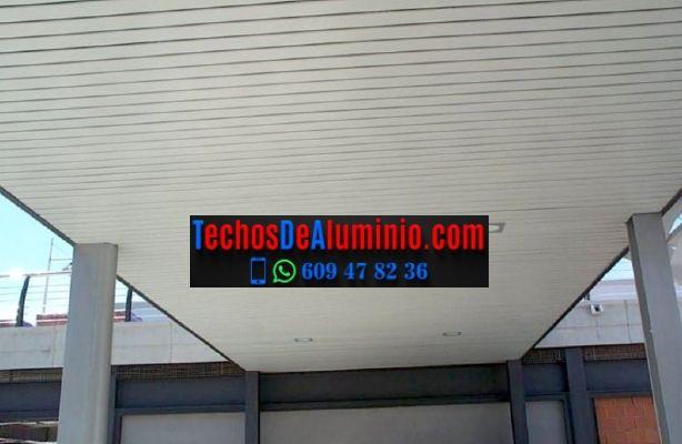 Precio venta techos de aluminio