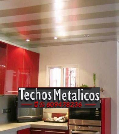 Precios económicos Montajes Techos Aluminio