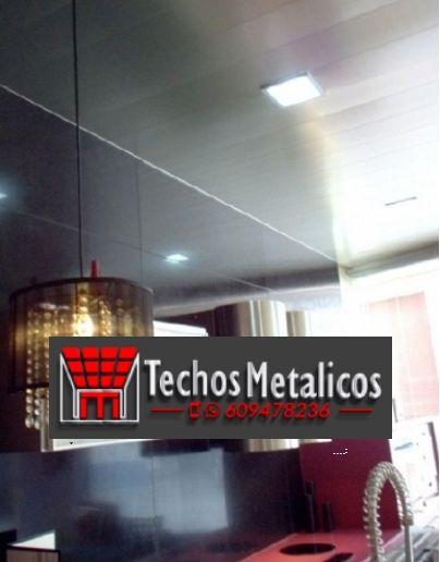 Precios económicos Ofertas Techos Aluminio