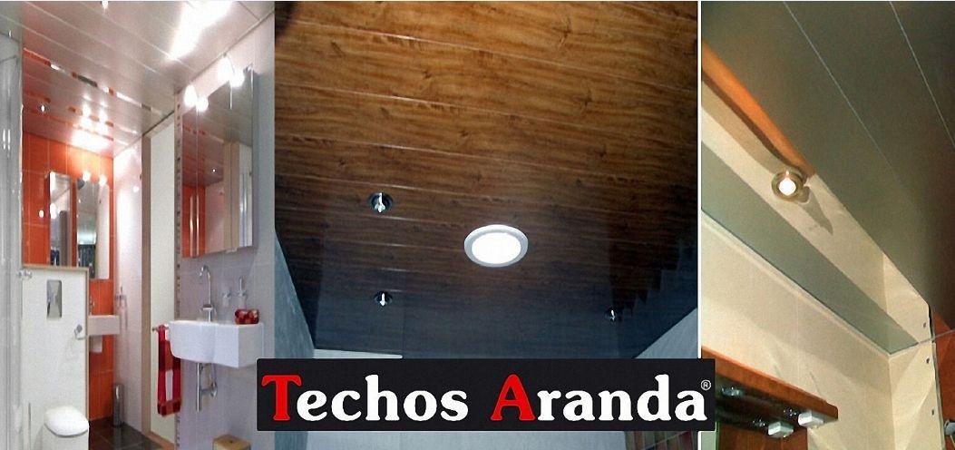 Presupuesto instaladores de techos de aluminio lacados