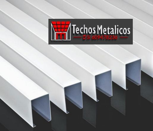 Presupuestos de techos metálicos