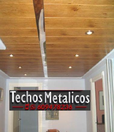 Presupuestos económicos Ofertas Techos Aluminio