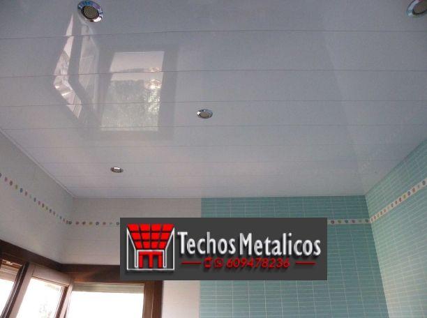 Presupuestos económicos empresa techos aluminio