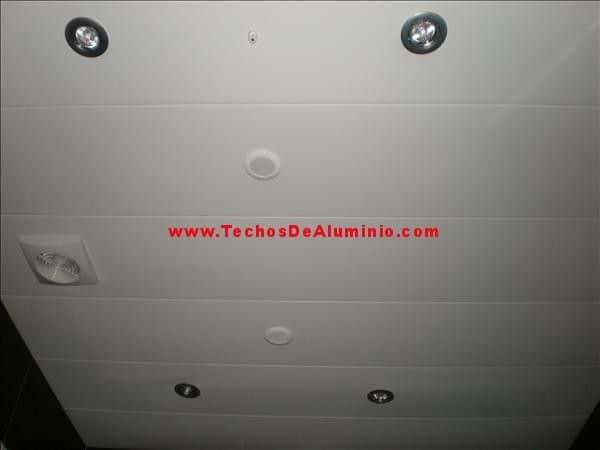 Presupuestos techos metálicos