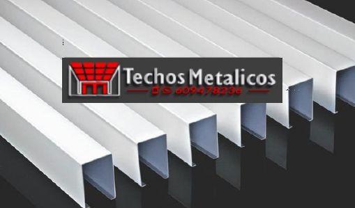 Profesionales Ofertas Techo Aluminio