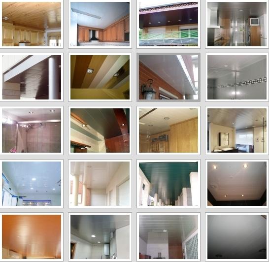 Reforma integral techos de aluminio