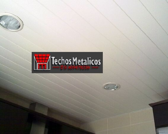 Reformas integrales techos registrables