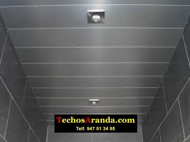 Trabajo de techos registrables