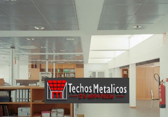 Trabajo techos registrables