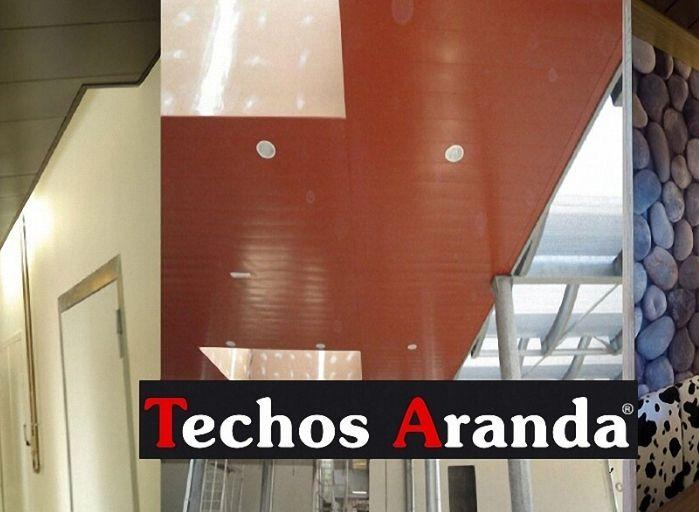 Trabajos Lamas Techos Aluminio