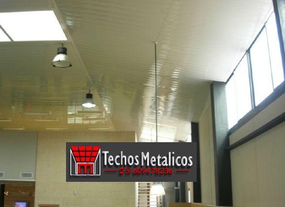 Trabajos económicos montadores techos metálicos