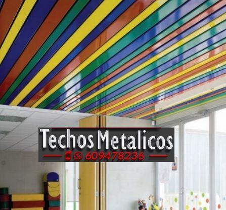 Trabajos garantizados Ofertas Techos Aluminio