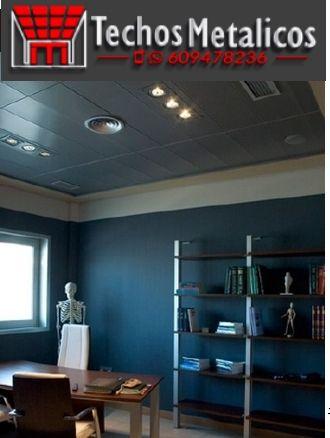 Trabajos garantizados instaladores de techos de aluminio
