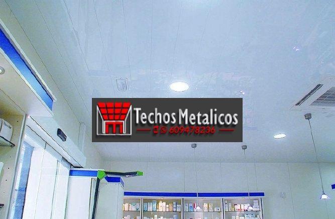 Trabajos garantizados montadores techos metálicos