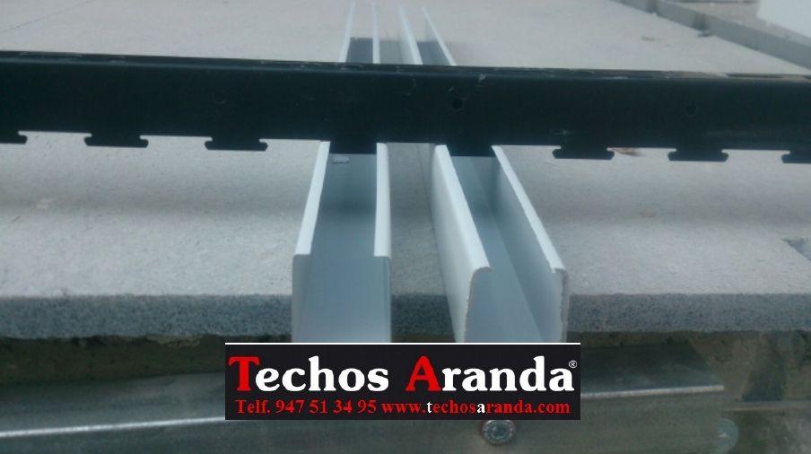 Trabajos garantizados montadores techos