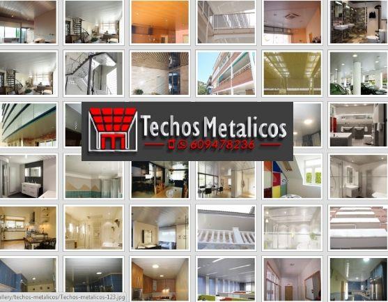 Trabajos garantizados techos metálicos