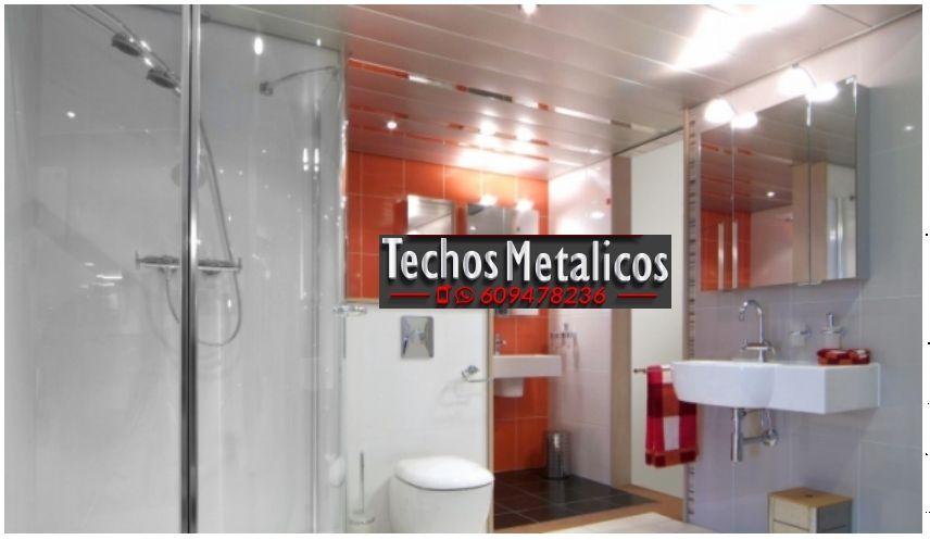 Trabajos profesionales Ofertas Techos Aluminio