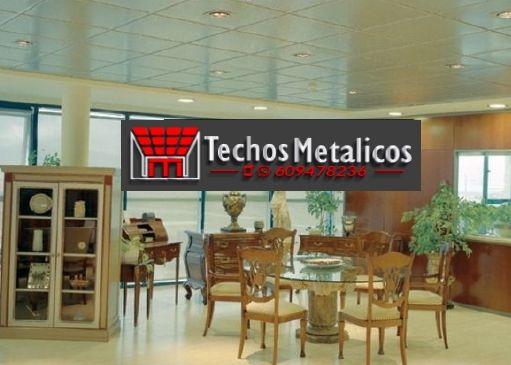 Trabajos profesionales instaladores de techos de aluminio