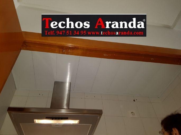 Trabajos profesionales montadores techos desmontables