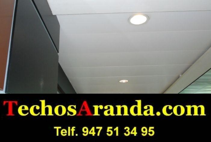 Trabajos techos baños