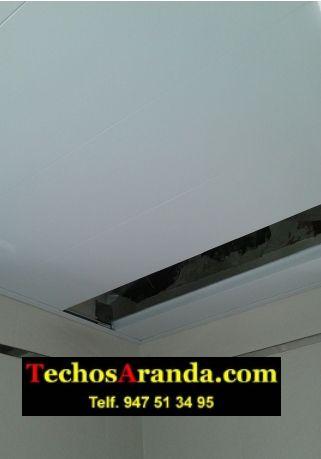 Trabajos techos de aluminio para baños