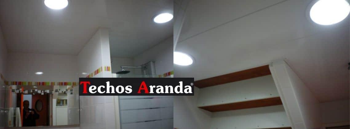 El mejor especialista falsos techos aluminio desmontables decorativos