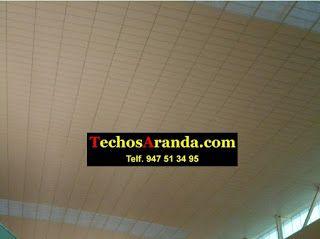 El mejor especialista techos de aluminio acústicos decorativos