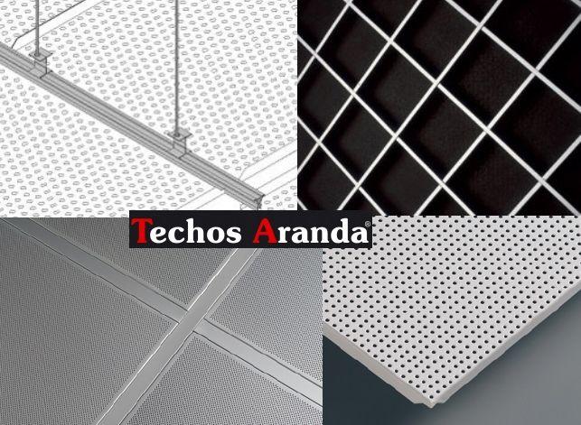 El mejor especialista techos de aluminio registrables decorativos