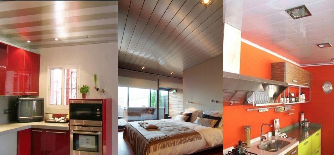 El mejor precio de instaladores de techos de aluminio registrables decorativos