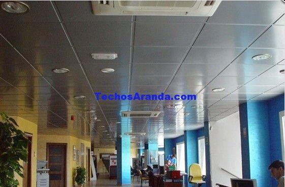 El mejor precio de ofertas techos aluminio acústicos