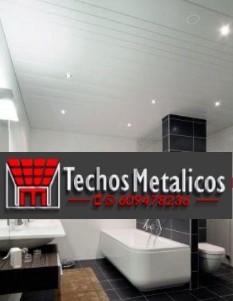 El mejor precio económico techos de aluminio lacados