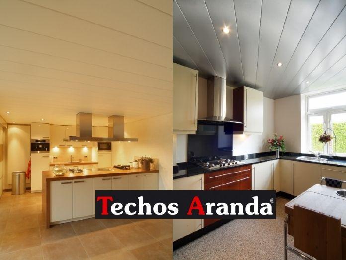 El mejor presupuesto de techos de aluminio registrables decorativos para cocinas