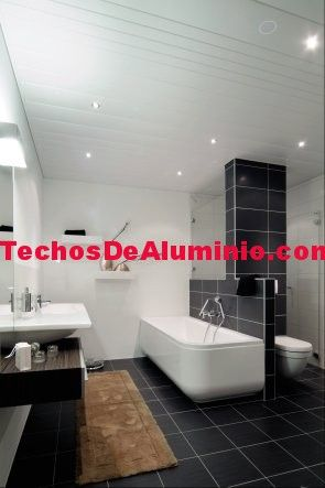 Empresa de falsos techos aluminio acústicos decorativos