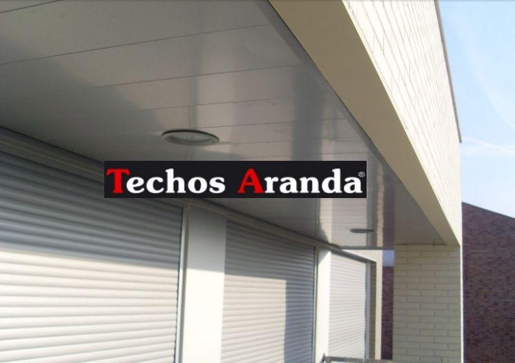 Empresa de montaje de techos aluminio registrables decorativos