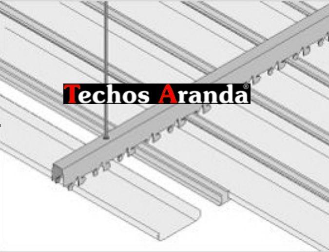 Empresa de montajes techos aluminio acústicos decorativos