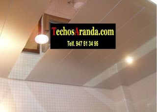 Empresa de ofertas techos aluminio acústicos decorativos
