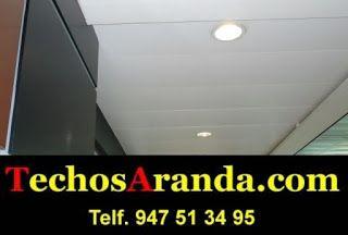 Empresa de techos de aluminio acústicos decorativos para baños