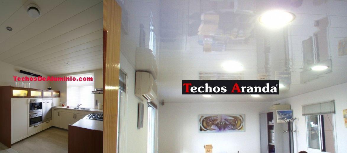 Empresa de techos de aluminio acústicos decorativos para cocinas