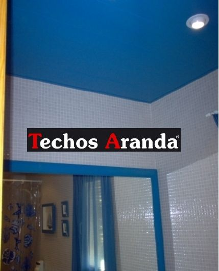 Empresa de techos de aluminio registrables decorativos para baños