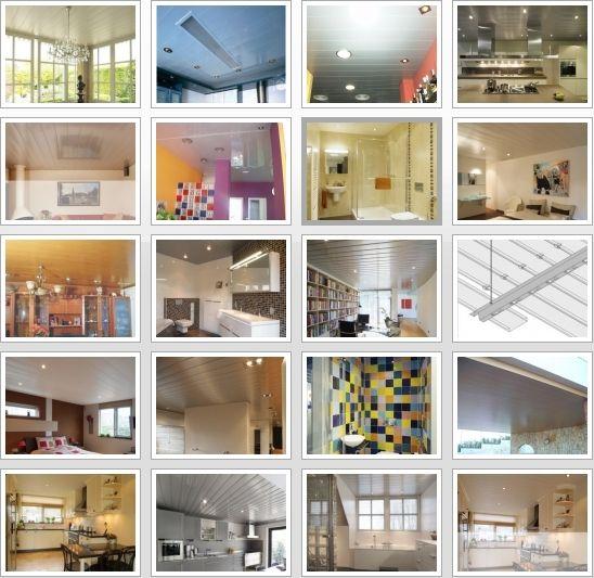 Empresa instaladora techos de aluminio acústicos decorativos