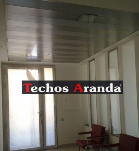 Empresa local de empresa techos aluminio registrables decorativos