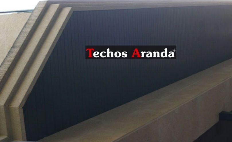 Empresa local de ofertas techos aluminio acústicos decorativos