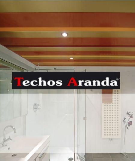 Empresa local de ofertas techos aluminio desmontables decorativos