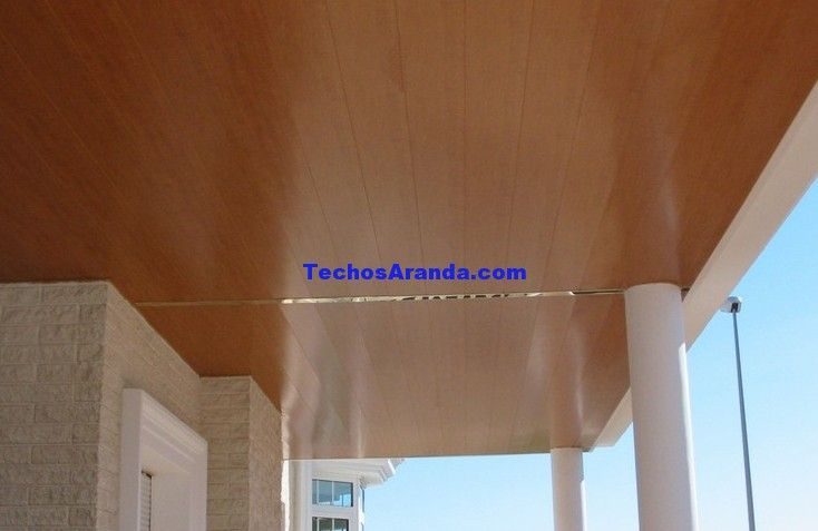 Empresa local empresa techos aluminio acústicos decorativos